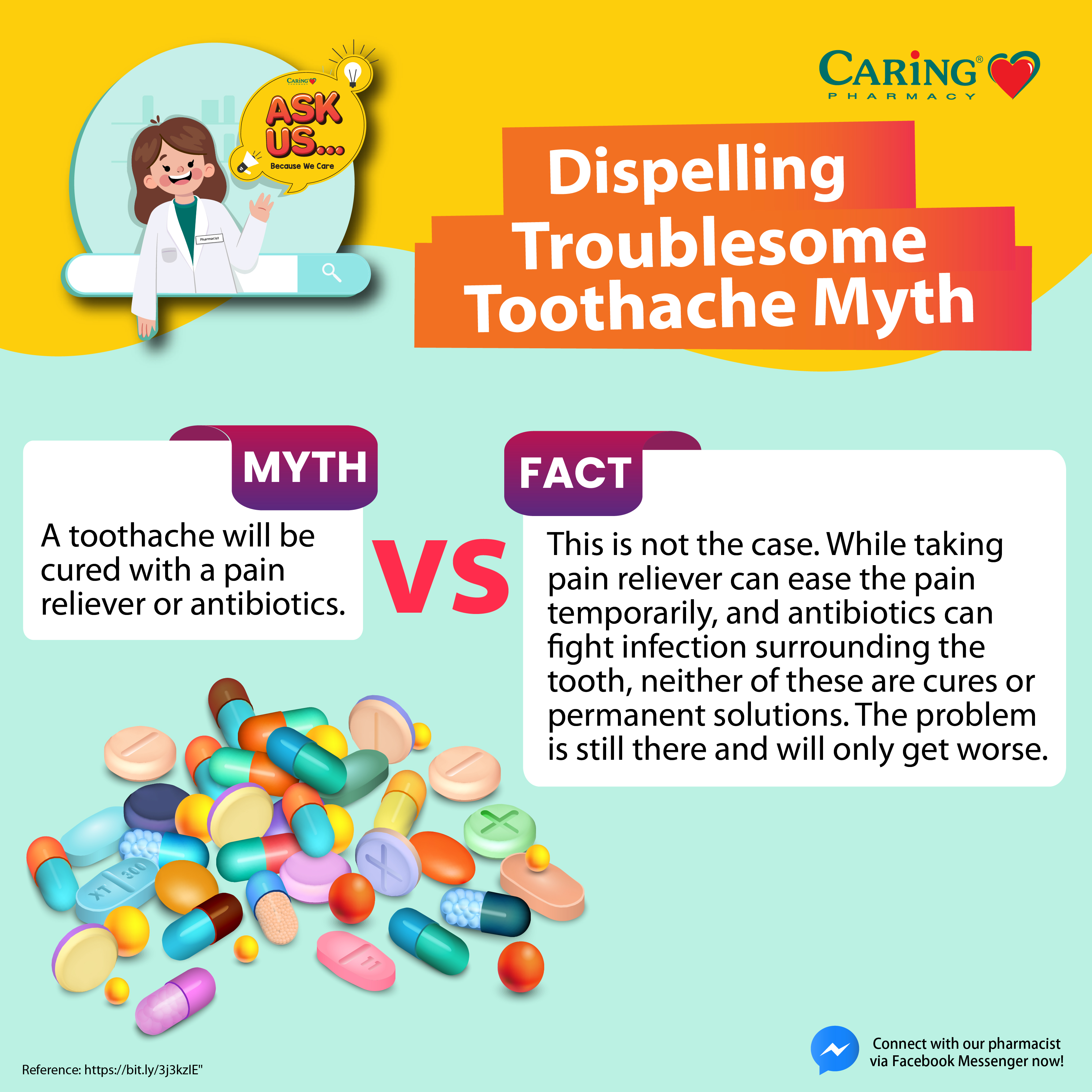 31 August Toothache - Myth & Fact-01