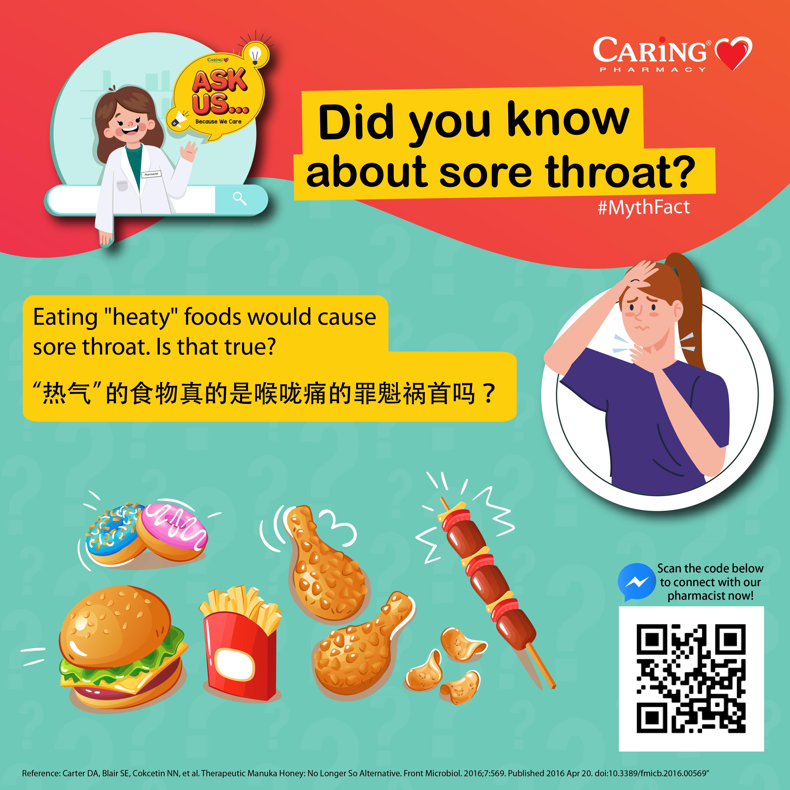 FA 27 July Sore Throat - Myth And Fact-01-01